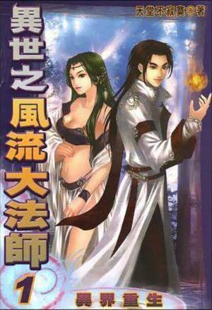 Womanizing Mage Novel
